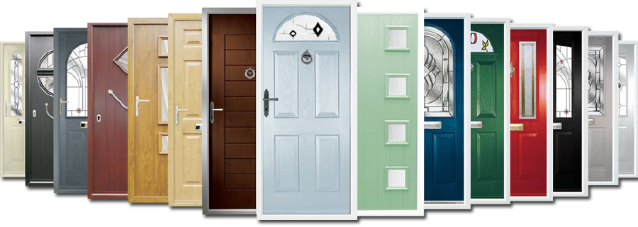 Composite Door Colour Choices