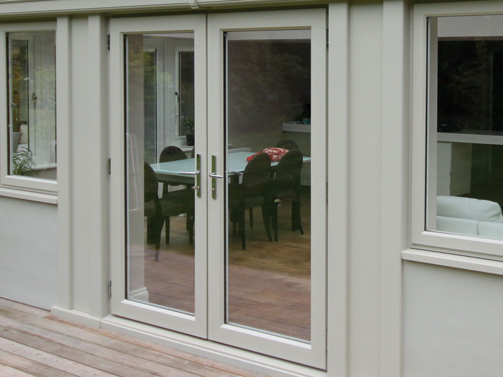 Doors huddersfield jb house maintenance u0026 renovation for Double glazed french doors