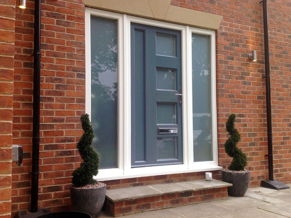 Suffolk Engineered Door Collection & Composite Doors With a Solid High Security Core | Huddersfield