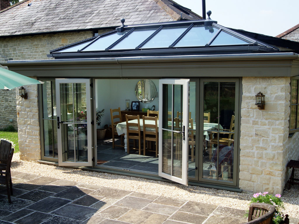 Orangeries Designed And Built In Huddersfield West