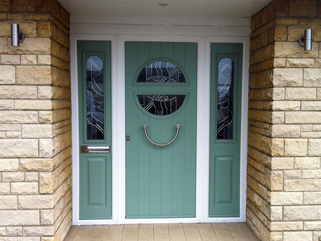 Composite doors with a solid high security core huddersfield for Composite front doors