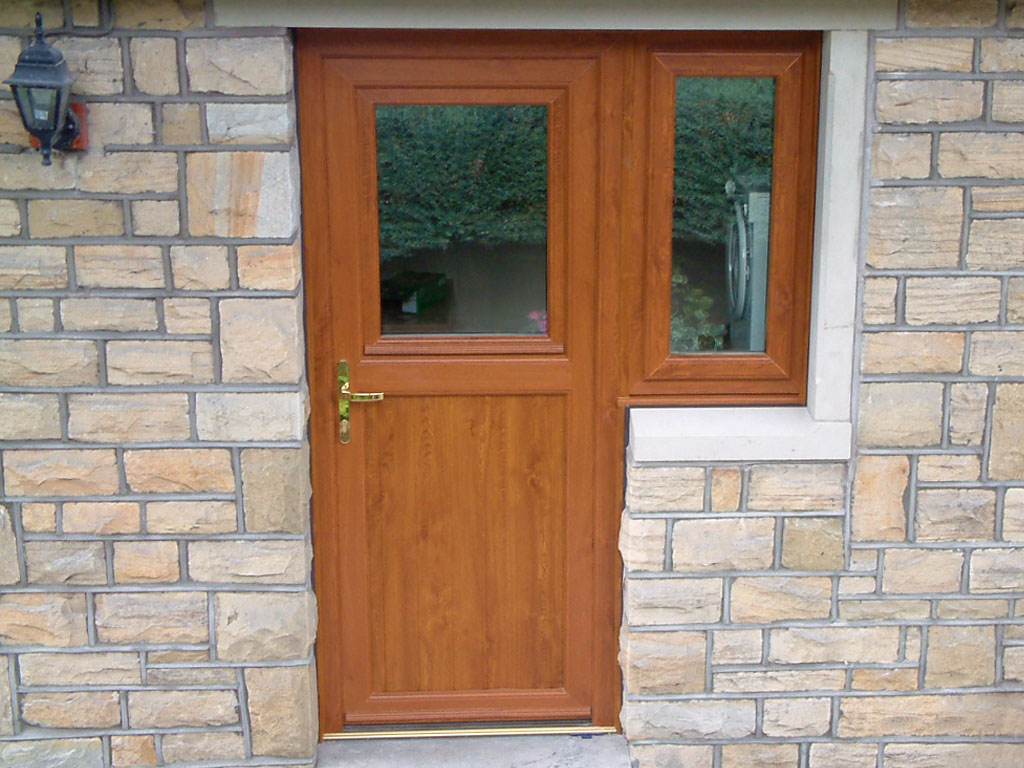 Composite Doors With a Solid High Security Core | Huddersfield