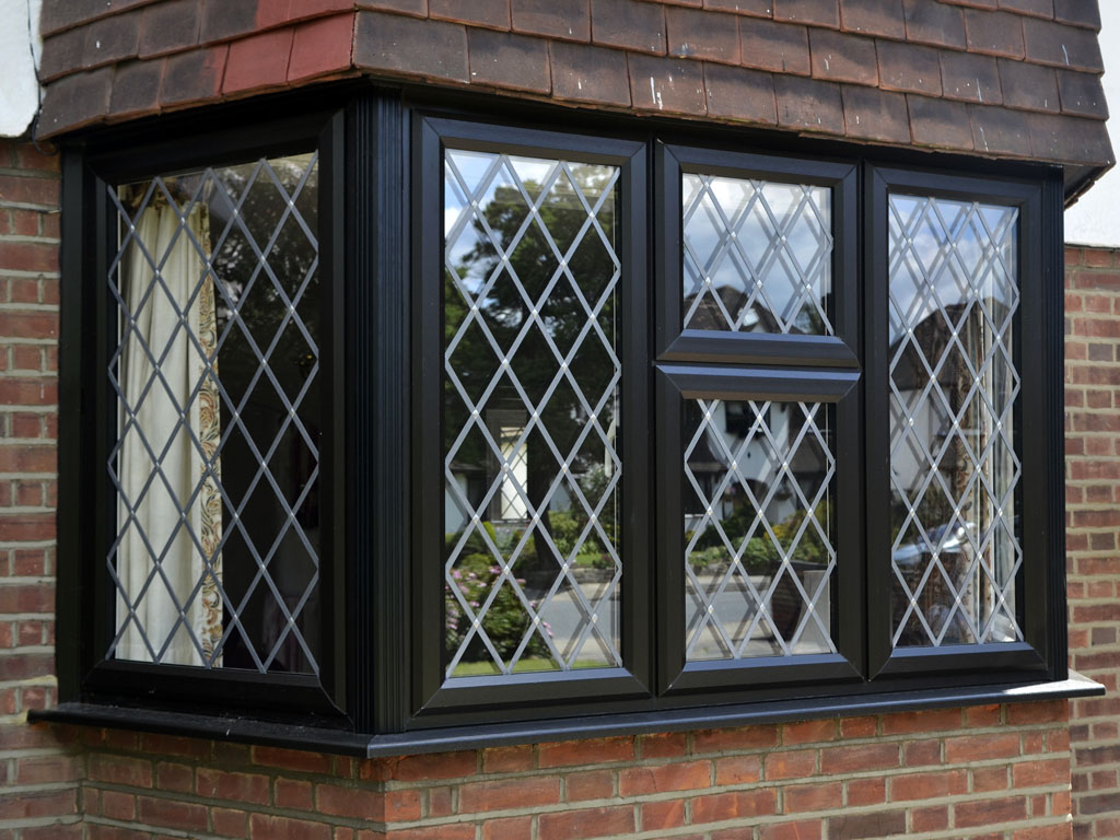 Decorative Glazing Options For Upvc Windows In Huddersfield