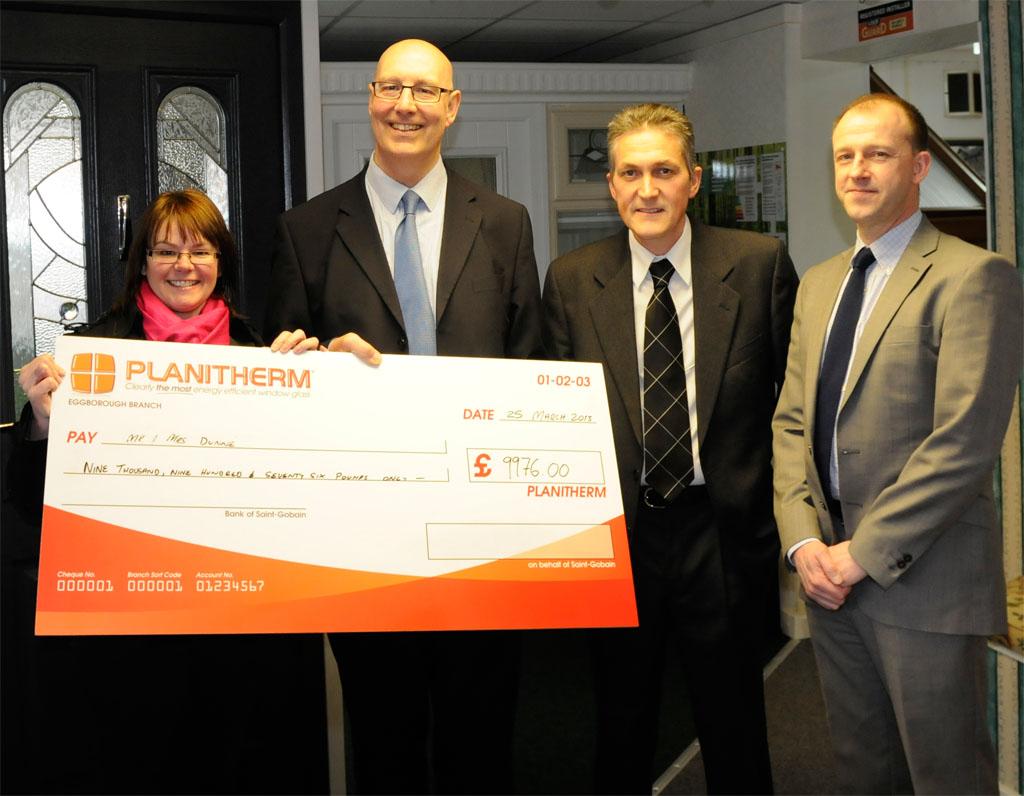 Gardinia Planitherm £10,000 Winners