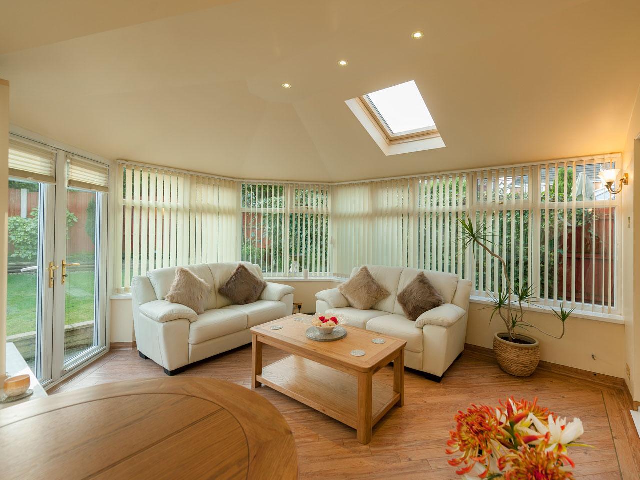 Replacement upvc products windows doors conservatories for Upvc garden room