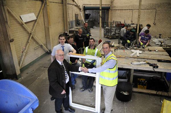 Gardinia Windows and the Young Engineers Academy