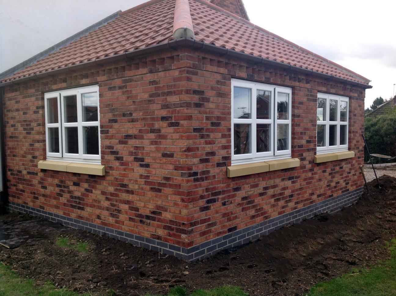 Gardinia Installs Cottage Style Windows In Gainsborough