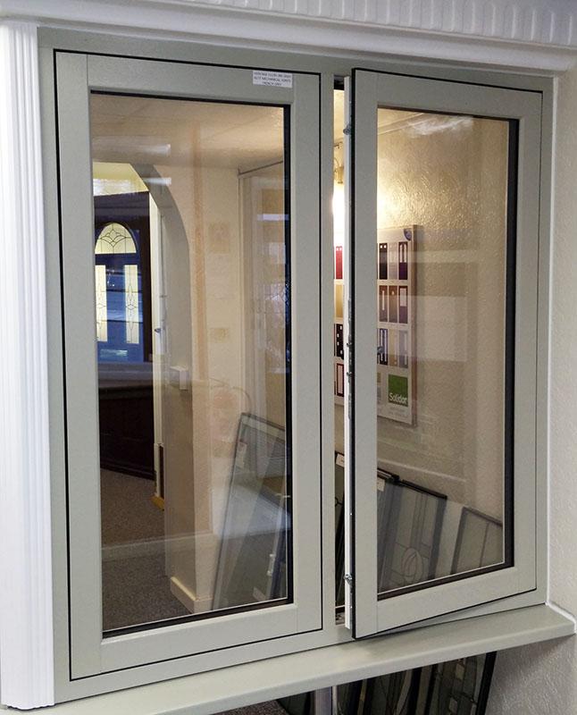 Upvc Casement Window : Heritage flush sash windows the finer details