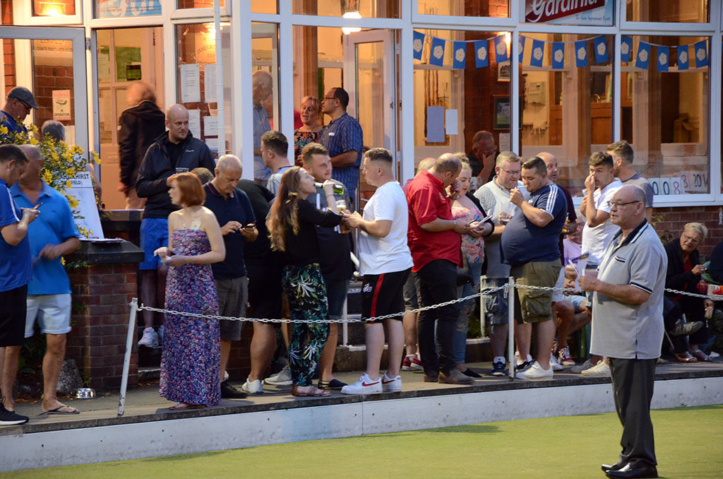 Lindley Bowling Club Annual Competition