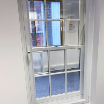 Tilt and Turn Secondary Glazing Window