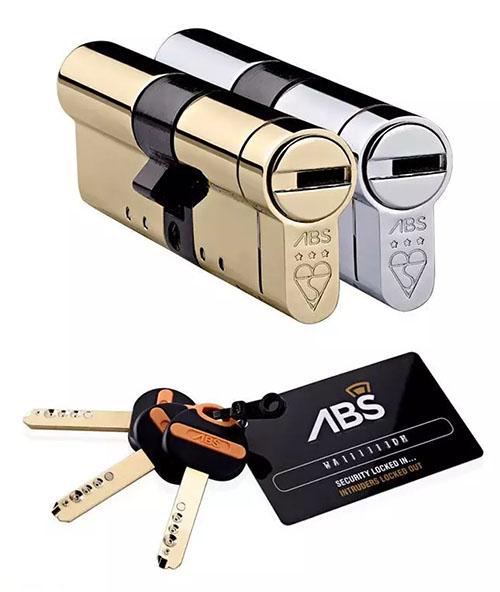 ABS Euro Cylinder Door Lock